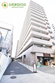 上尾駅徒歩5分の好立地!75㎡の広々3LDKファミリータイプ!安心の新耐震基準マンションです。