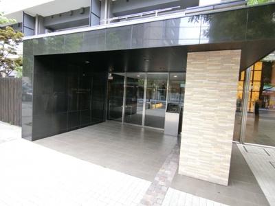 【エントランス】ザ・グランアルト錦糸町