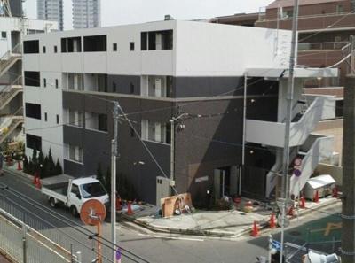 RC造4階建て