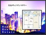 堂島ザレジデンスマークタワーの画像