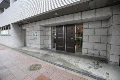 【エントランス】ガーラ・ステージ西巣鴨Ⅱ