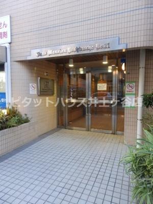 【エントランス】ライオンズマンション吉野町第11