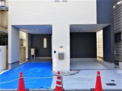 【駐車場】垂水区美山台1丁目 新築一戸建