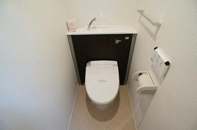 【トイレ】クラール並木