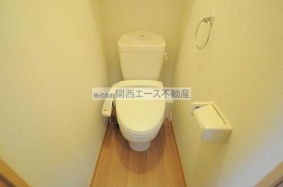 【トイレ】レオパレスきずり