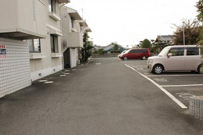 【駐車場】セジュールかすがⅠ