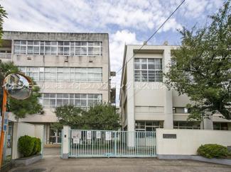 東久留米市立下里中学校(約1,104m)