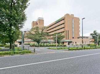 多摩北部医療センター(1,456m)