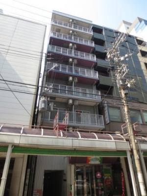 【外観】プシケ堺筋本町