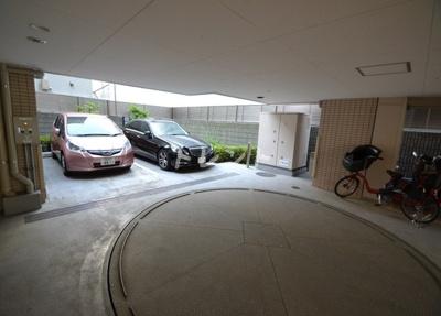 【駐車場】ジオ四谷坂町
