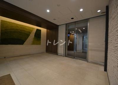 【ロビー】ジオ四谷坂町