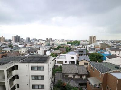【展望】イトーピア北畠