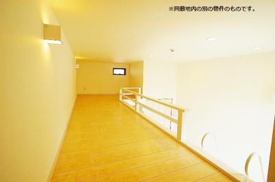 ロフトは単に収納スペースとして利用するのではなく、ロフトを第二の居住スペースとして使用出来ますので、お部屋を自由にデザインできますね♪