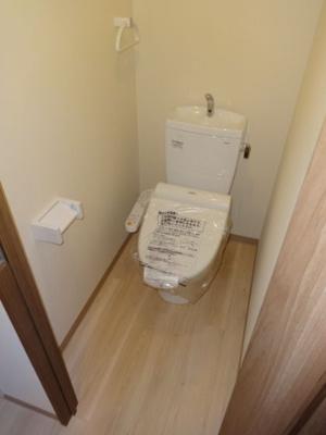 【トイレ】最寄り駅2分の一棟収益!