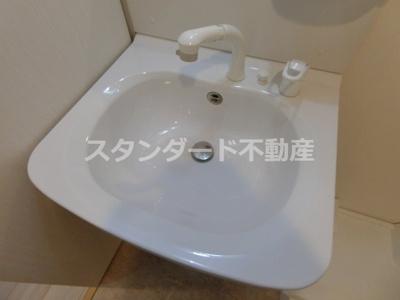【洗面所】セオリー天神橋アベニール