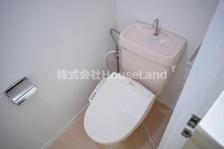 【トイレ】シティアーク三木町