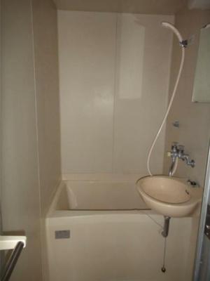 【浴室】第3興和マンション
