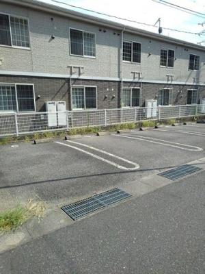 【駐車場】フォンテーヌD