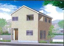 施工会社による建物完成イメージです。