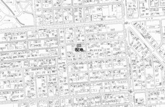 【地図】高栄東町3丁目 中古戸建