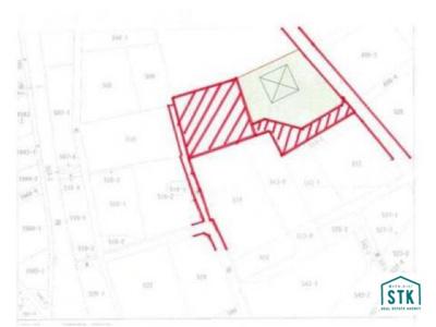 【区画図】中巨摩郡昭和町河東中島 土地