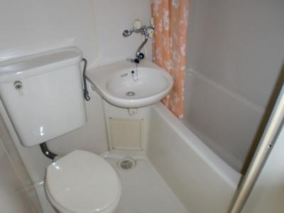 【浴室】マ・ブランシェット・弦月