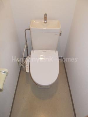 ヴェルステージ駒込のトイレ