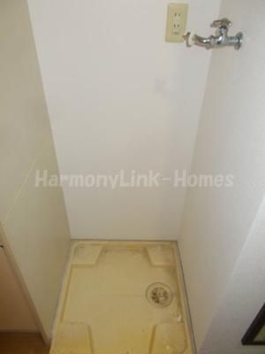 ヴェルステージ駒込の室内洗濯機置き場