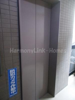 ヴェルステージ駒込のエレベーター