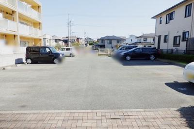 【駐車場】マンションはなき3