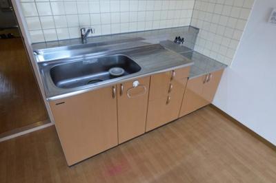 【キッチン】マンションはなき3