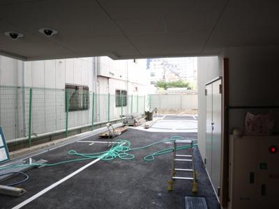 【駐車場】レジデンス神戸レガーロ