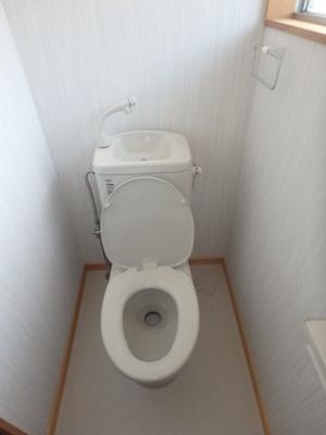 【トイレ】新田貸家
