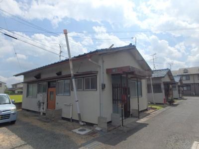 【外観】新田貸家