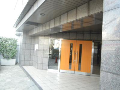 【エントランス】ステージグランデ新高円寺