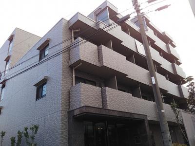 【外観】ルーブル三軒茶屋伍番館
