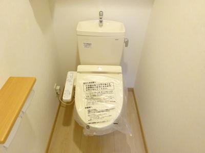 【トイレ】ルーブル三軒茶屋伍番館