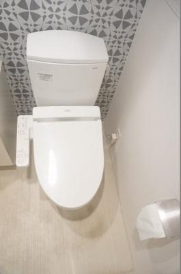 【トイレ】エスリード弁天町ベイコート