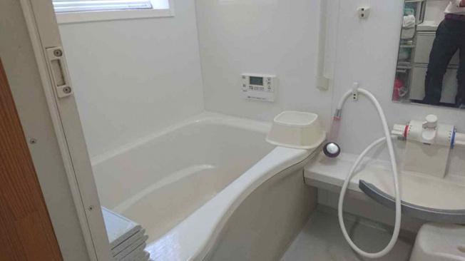 【浴室】橿原市新口町 中古戸建