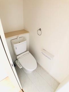 【トイレ】沼津市大岡 新築戸建 1号棟