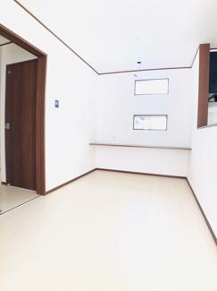 【居間・リビング】沼津市大岡 新築戸建 3号棟
