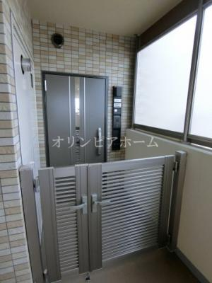 【外観】レーベンハイム森下レシェンテ 12階 最 上階 角 部屋 2004年築