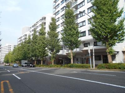【外観】ニューシティ東戸塚南の街8号棟