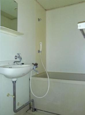 【浴室】サンハイツ上田中