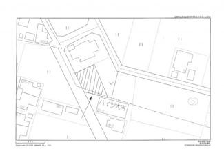 【土地図】中央3丁目71坪土地