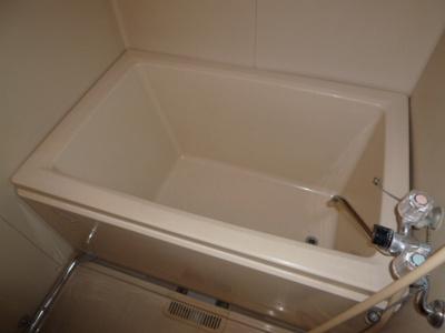 【浴室】コーポラスワタナベ