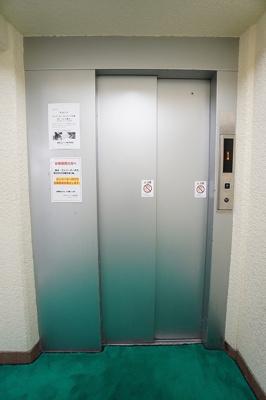 【エントランス】大名サンハイツ