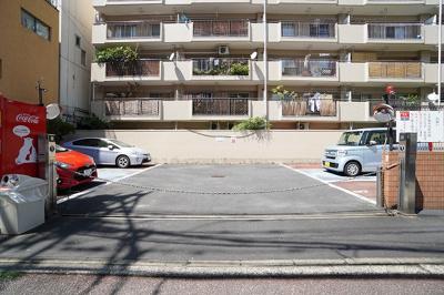 【駐車場】大名サンハイツ