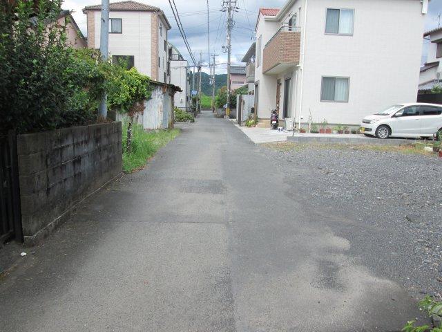 【外観】葵区与一4丁目売り土地