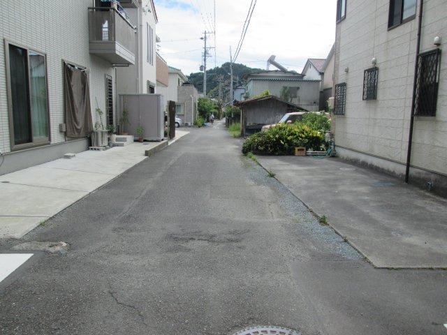 【土地図】葵区与一4丁目売り土地